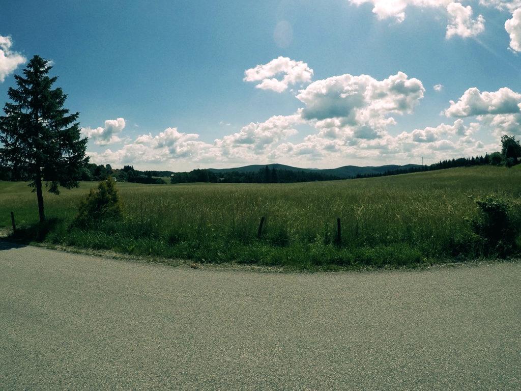 Rennradtraining West Route